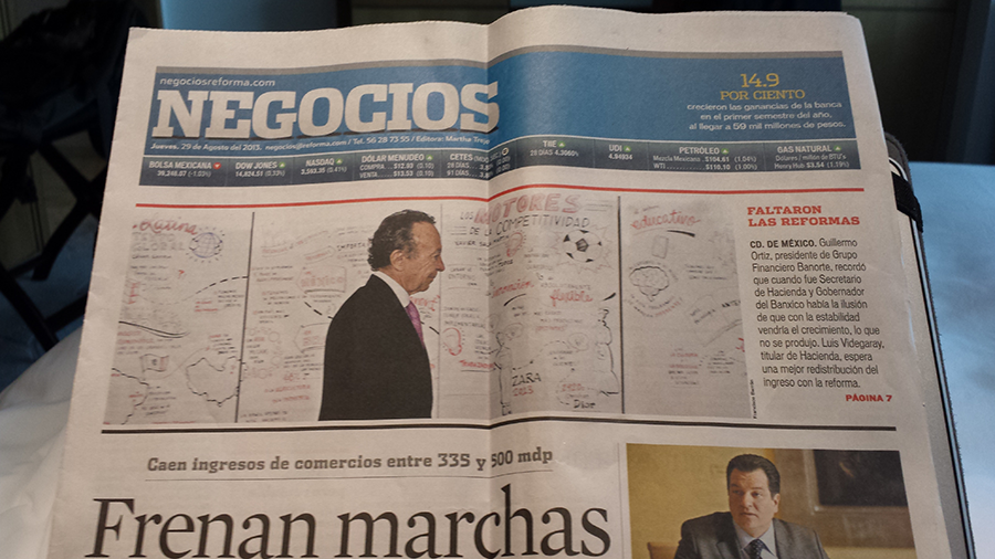 3289db505a We re in the papers…in Mexico! - Innovation Arts